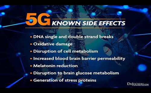 5G Known Side Effects