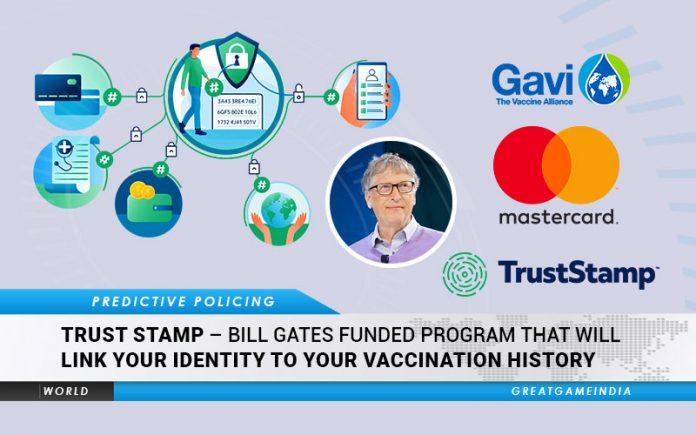 Bill Gates Vaccination Based Digital Identity...