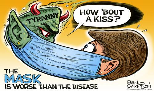 Mask Tyranny...