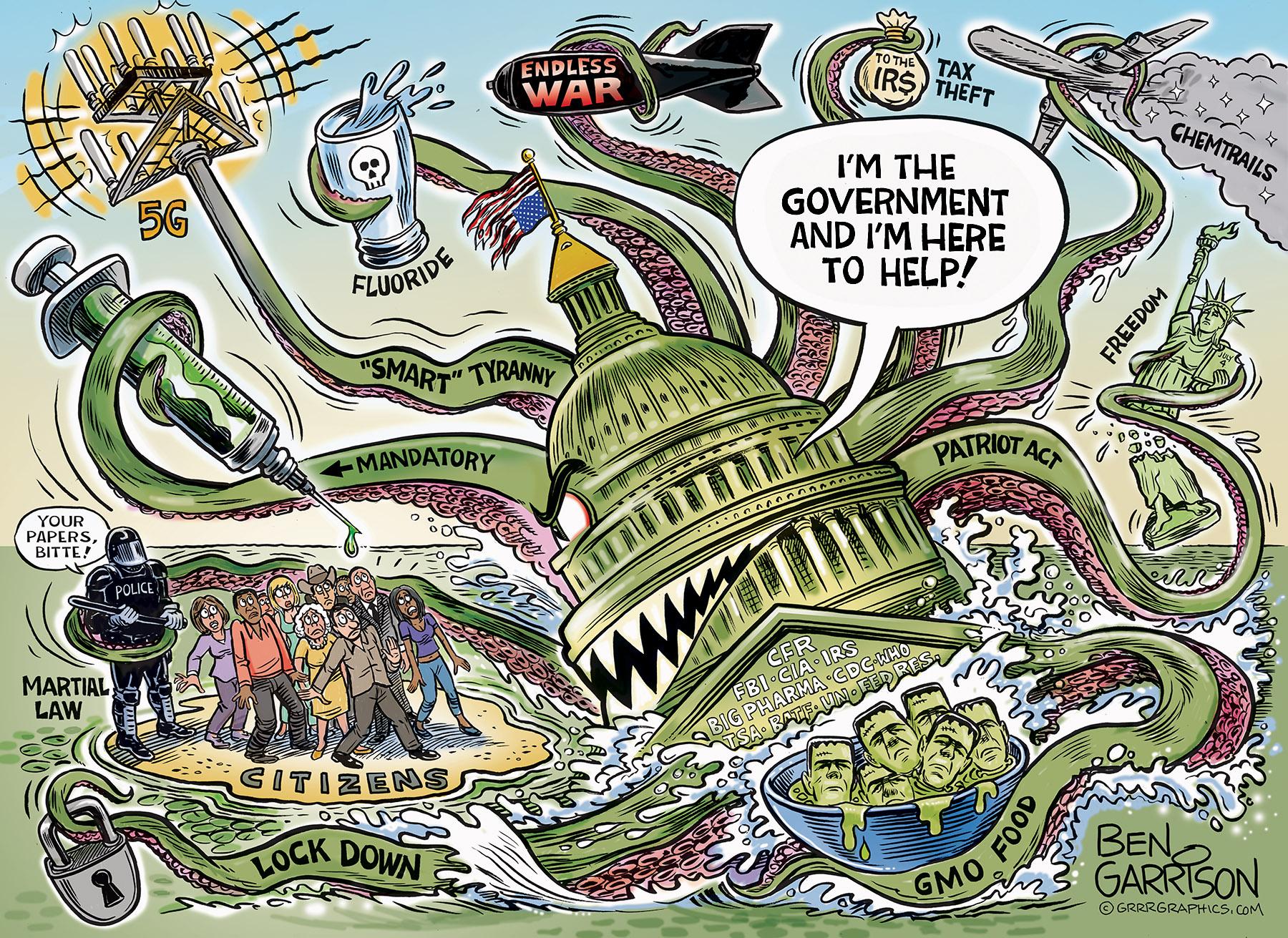 Government Tyranny