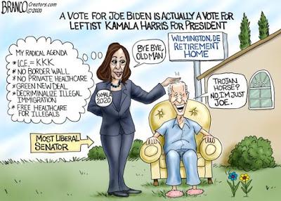 Bye Bye Biden...