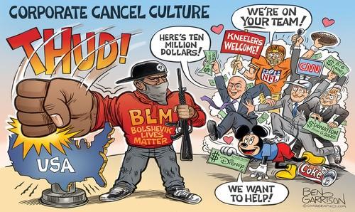 Corporate Cancel Culture...
