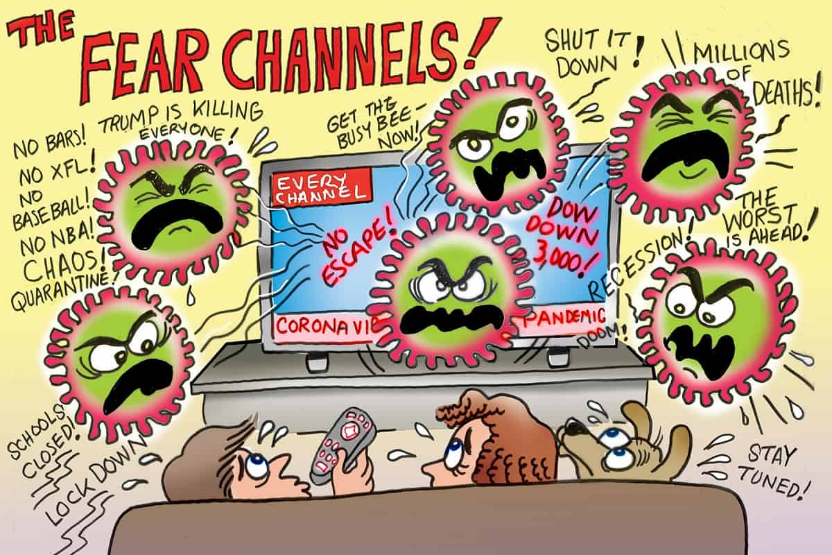 COVID-19 Fear Channels...