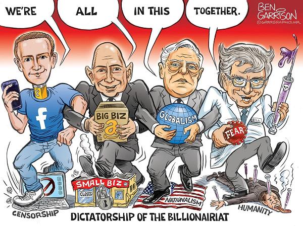 Dictatorship Billionairiat...