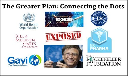 The Greater Plan: Connecting The Dots...