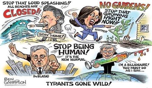 Tyrants Gone Wild...