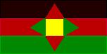 Washitaw National Flag